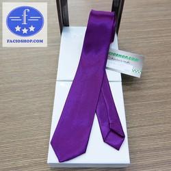 [Chuyên sỉ - lẻ] Cà vạt nam Facioshop CE01 - bản 5cm