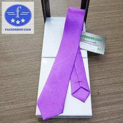 [Chuyên sỉ - lẻ] Cà vạt nam Facioshop CH01 - bản 5cm