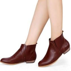 Giày Boot da bò PHONG CÁCH, TRẺ TRUNG NĂNG ĐỘNG . CỰC ÊM CHÂN