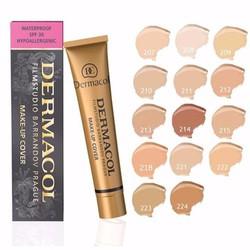Kem nền Dermacol make up cover cho mọi loại da