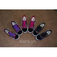 Giày bata họa tiết dân tộc SB080