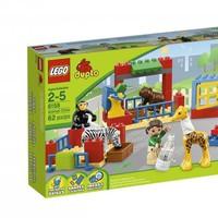 Đồ chơi Lego Duplo 6158 - Phòng khám thú y