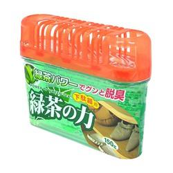 Khử mùi tủ giày hương trà xanh Nhật Bản