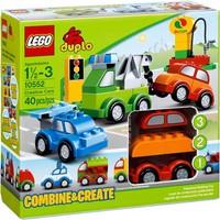Đồ chơi Lego Duplo 10552 - Xe hơi sáng tạo