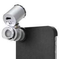 Len Hiển Vi Cho iPhone Zoom 60x Độc Cho Ip5 5s