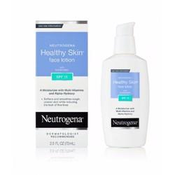 Kem dưỡng da chống nắng NEUTROGENA Healthy Skin Face Lotion SPF 15
