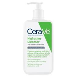 Sửa Rửa Mặt Cerave Hydrating Cleanser Da Thường, Da Khô