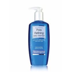 Sữa rửa mặt trị mụn Neutrogena Pore Refining Daily Cleanser 198 ml