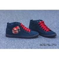 Giày bata cổ cao có túi SB062