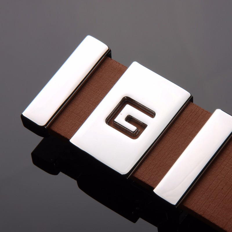 Dây nịt thời trang nam mặt chữ G - TL001 1