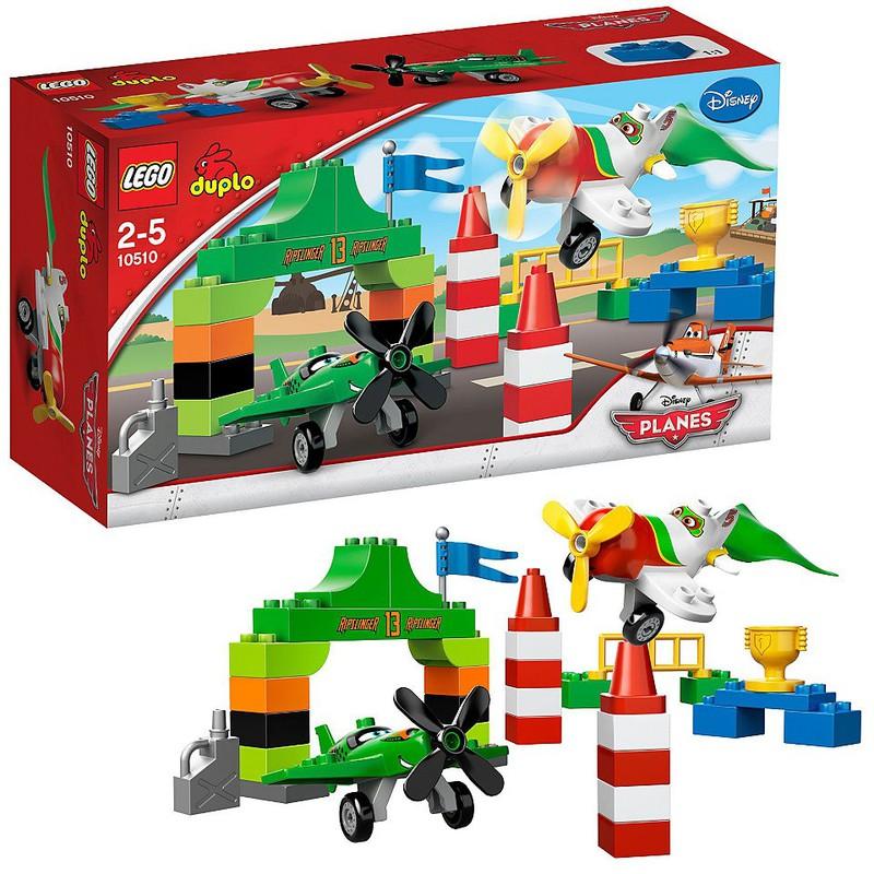 Đồ chơi LEGO Duplo 10510 - Vòng đua trên không 1