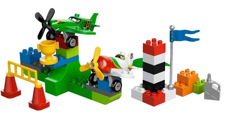 Đồ chơi LEGO Duplo 10510 - Vòng đua trên không 2