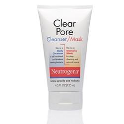Sữa rửa mặt NEUTROGENA Clear Pore Cleanser Mask 125ml