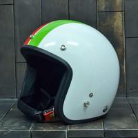 Mũ Bảo Hiểm Dammtrax Cờ Ý