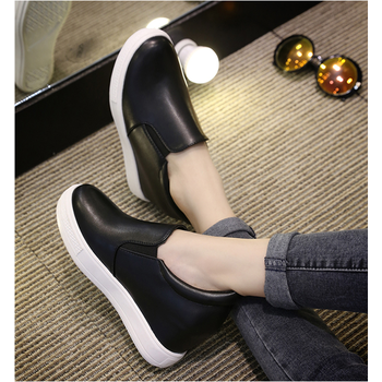 Giày nữ thời trang phong cách năng động mẫu mới 2015 - SG0117