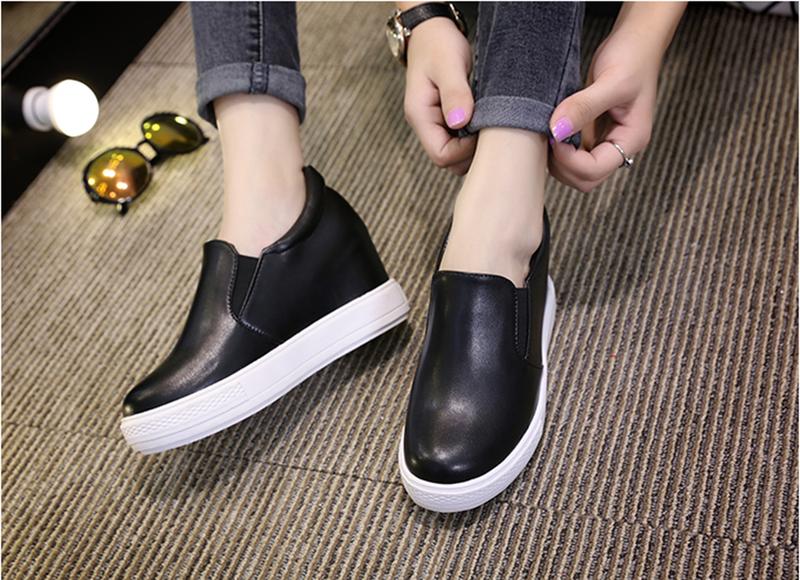 Giày nữ thời trang phong cách năng động mẫu mới 2015 - SG0117 2