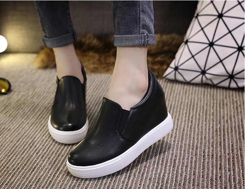 Giày nữ thời trang phong cách năng động mẫu mới 2015 - SG0117 5
