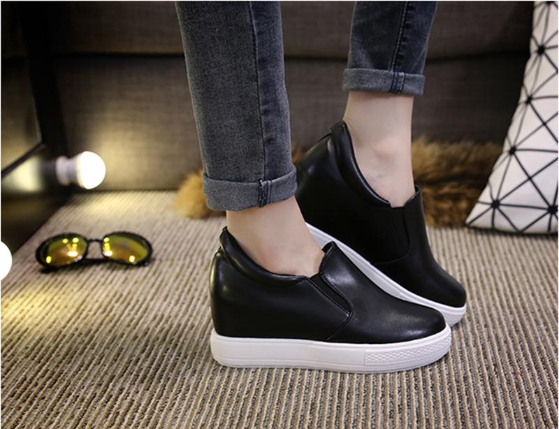 Giày nữ thời trang phong cách năng động mẫu mới 2015 - SG0117 6