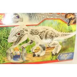 Mô hình lắp ghép khủng long