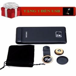Bộ 3 Lens Chụp Hình Cho Các Dòng Điện Thoại