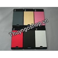 Thuyngoshop - Ốp lưng nhôm xước Sony Z1 - Z2 - Z3 - Z5 - M5