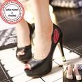 Giày cao gót đá môi cao cấp Elsie - LN899