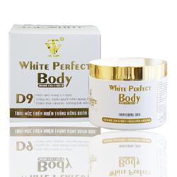 White Perfect Body D9 Kem dưỡng trắng da toàn thân