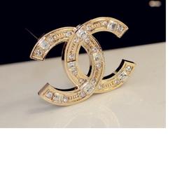 Cài áo Chanel 01