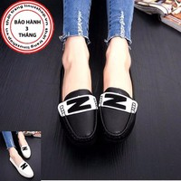Giày Melanie lười chữ N - LN930