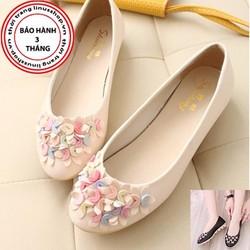 Giày búp bê nữ Caroline xinh xắn - LN939