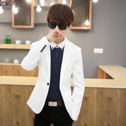 Áo vest trắng body truyền thống cách tân lịch lãm