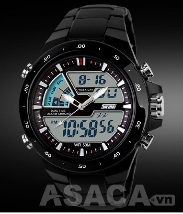 dong ho skmei the thao sk015 1m4G3 6483d4 Đồng hồ Seiko   dòng đồng hồ đeo tay hoàn hảo với kinh tế của bạn