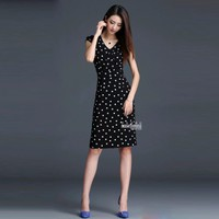 Đầm thời trang - hàng loại 1 ms602