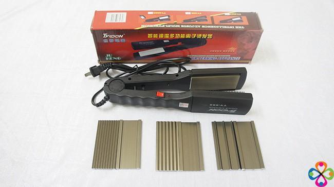 Máy duỗi là bấm tóc Tycoon TY-688 4 trong 1 1