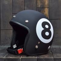 Mũ Bảo Hiểm Dammtrax Số 8