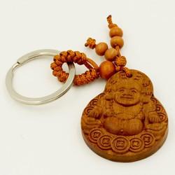 Móc chìa khóa phong thủy tượng Phật Thích Ca