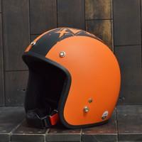 Mũ Bảo Hiểm Dammtrax Scrat Cam Đen