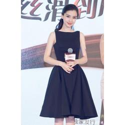Đầm Xòe Xếp Ly  Xinh Như Angela Baby BT2592