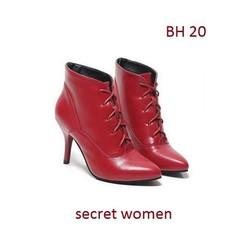 Boot lót lông siêu ấm, siêu đẹp dành cho các bạn gái ngày đông