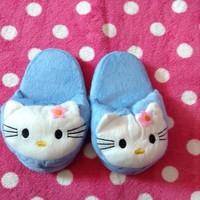 Dép thú mang trong nhà hình hello kitty dễ thương DTN62