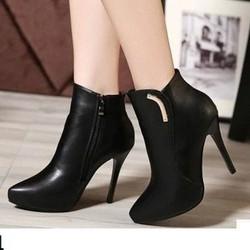 Boot nữ siêu đẹp dành cho các bạn gái ngày đông