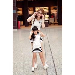Bộ đồ đôi cho mẹ và bé