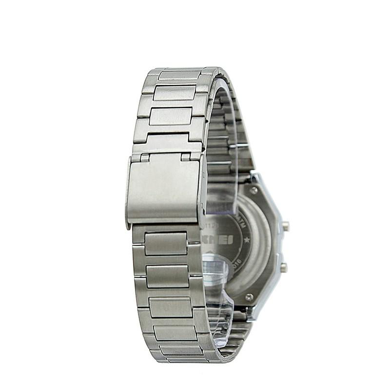 Đồng hồ Nam dây thép không rỉ SK070 3