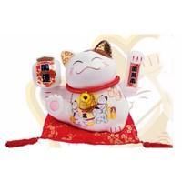 Mèo Thần Tài Vẫy Tay - Triệu Tài Tấn Bảo