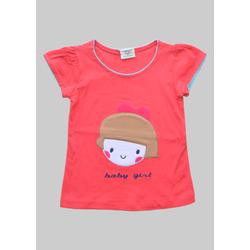 Áo Bé Gái Thêu Baby Girl Cotton Đại