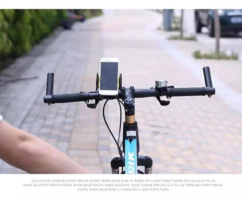 Giá điện thoại cao cấp trên xe đạp REMAX chính hãng 3