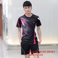 Áo cầu lông Yonex Y36115 đen