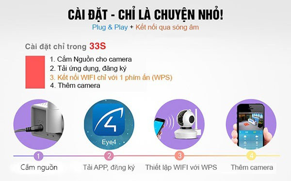 Camera IP Vstarcam C7838WIP 3