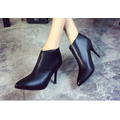 Giày Boots nữ cổ ngắn
