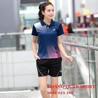 Áo cầu lông nữ Yonex Y35122 đen